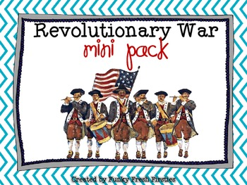 American Revolution Mini Pack