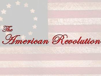 American Revolution: Monopoly