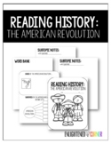 American Revolution Note Packet - Teacher's College