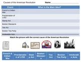 American Revolution Notes