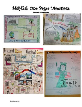 American Revolution One-Pager