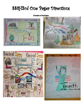American Revolution One Pager
