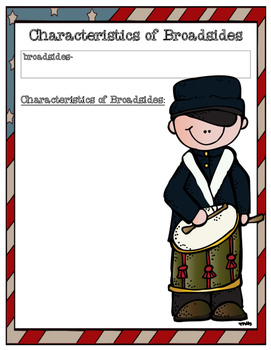 Grade 4 ELA Module 3B Student Workbook (Unit 3- American Revolution Broadsides)
