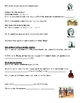American Revolution - Overview Worksheet
