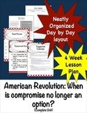 American Revolution PBL