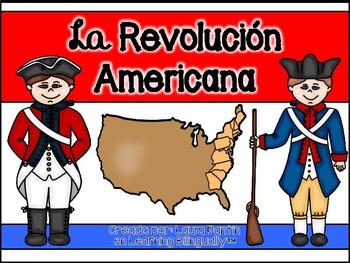 American Revolution Pack in Spanish