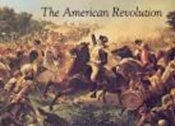 American Revolution Packet