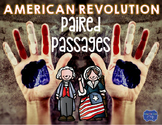 American Revolution Paired Passages