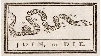 American Revolution Political Cartoon Lesson, Power Point, & Activity