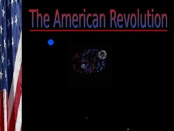 American Revolution Power Point Presentation U.S. History