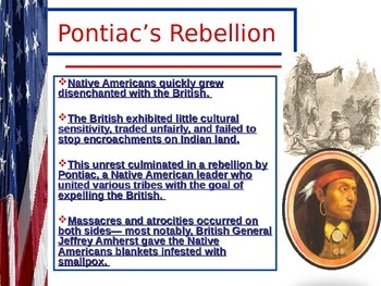 American Revolution Power Point United States History