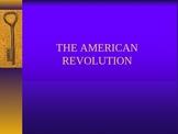 American Revolution Power Point