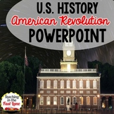 American Revolution PowerPoint