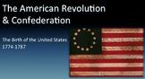 American Revolution PowerPoint - APUSH New Curriculum Framework - Period 3