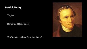 American Revolution - PowerPoint Bundle