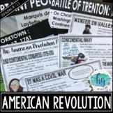 American Revolution PowerPoint and Guided Notes