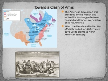 American Revolution: Powerpoint