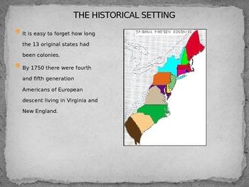 American Revolution: Powerpoint