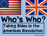 American Revolution - Powerpoint Interactive Note Taking Lesson