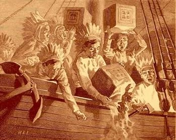 American Revolution: Primary Sources Analysis of the Boston Tea Party