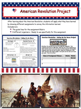 American Revolution Project