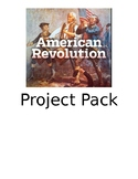 American Revolution Project Pack