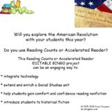American Revolution RC or AR BINGO Project