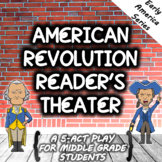 American Revolution Reader's Theater