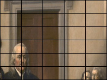 "American Revolution - Recreating the ""Declaration of Independence"" Painting"