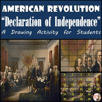 "American Revolution - Recreating the ""Declaration of Indep"