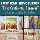 "American Revolution - Recreating the ""First Continental Congress"" Painting"