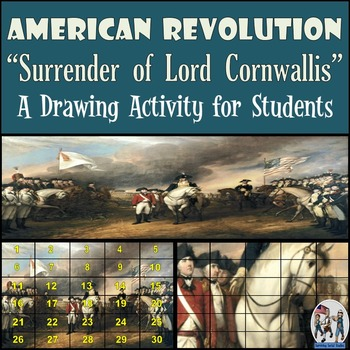 """American Revolution - Recreating the """"Surrender of Lord Co"""