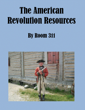 American Revolution Resources
