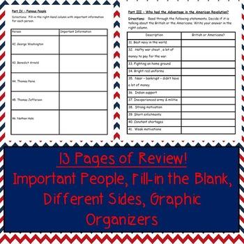 American reveloution homework help