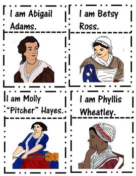 American Revolution -  Revolutionary War Headbands Game