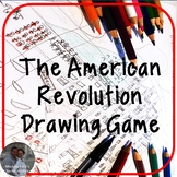 American Revolution Revolutionary War Introduction Drawing Game