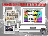 American Revolution SPRITE Google Drive Interactive Lesson