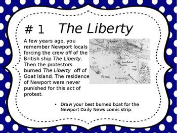 American Revolution Scoot