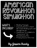 American Revolution Simulation Unit