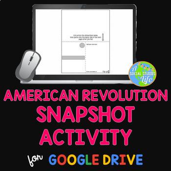 American Revolution Snapshot Project