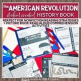 American Revolution Student Created Book