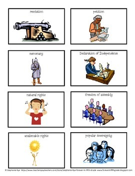American Revolution Teacher Resources Set