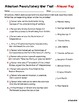 American Revolution Test and Study Guide