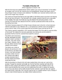 American Revolution: The Battle of Bunker Hill