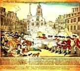 American Revolution: The Boston Massacre & Tension with Britain