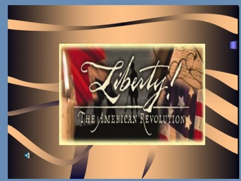 American Revolution- The Revolutionary War