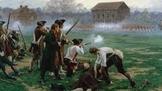 American Revolution: The Shot Heard Round the World script