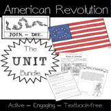 Forming A New Nation: American Revolution (Georgia Standar