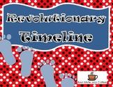 American Revolution Timeline Twist
