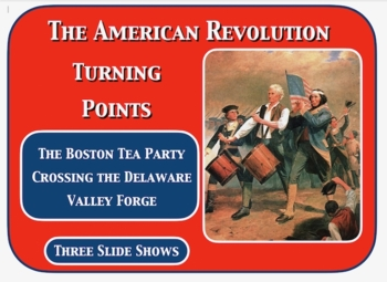 American Revolution Turning Points